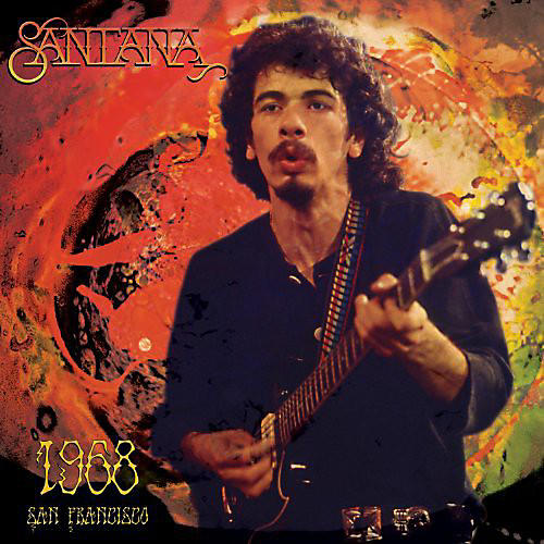 Alliance Santana - 1968 San Francisco