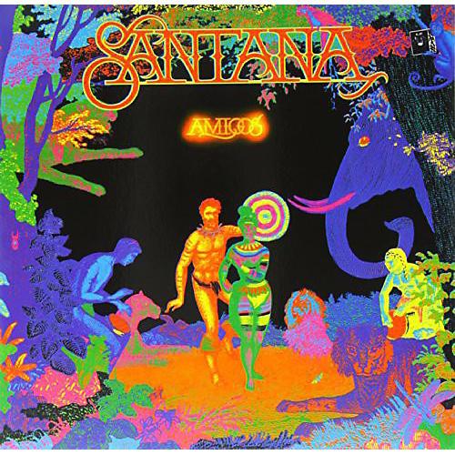 Alliance Santana - Amigos