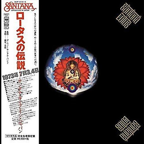 Alliance Santana - Lotus: Deluxe Edition