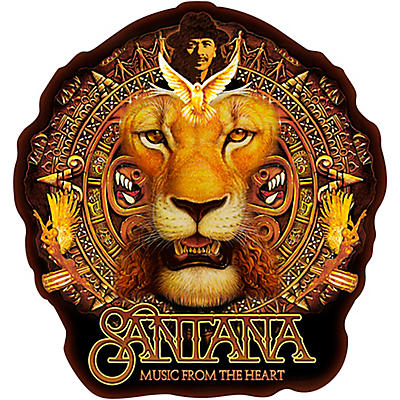 C&D Visionary Santana Lion Patch