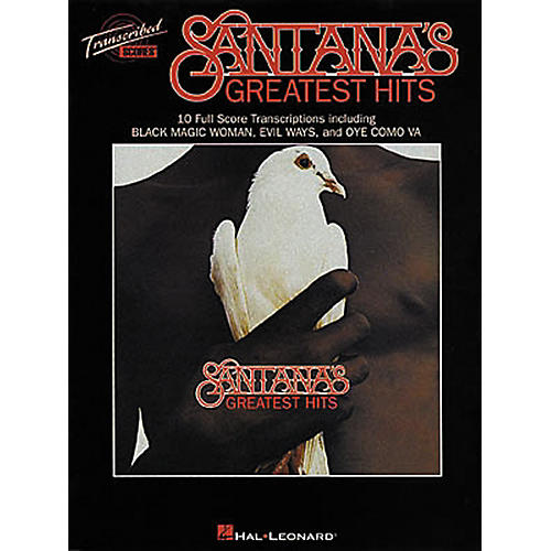 Hal Leonard Santana's Greatest Hits in Full Score