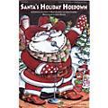 Hal Leonard Santas Holiday Hoedown:Musical thumbnail