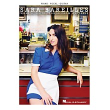 Hal Leonard Sara Bareilles - What's Inside - Songs from Waitress for Piano/Vocal/Guitar