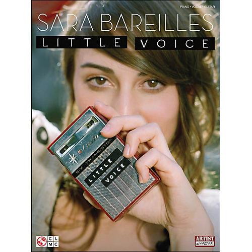 Cherry Lane Sara Bareilles: Little Voice arranged for piano, vocal, and guitar (P/V/G)