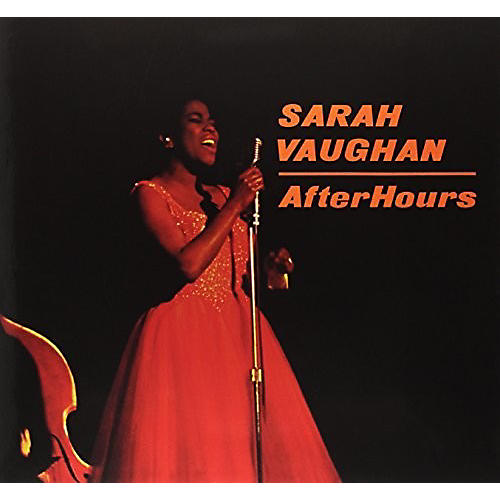 Alliance Sarah Vaughan - After Hours