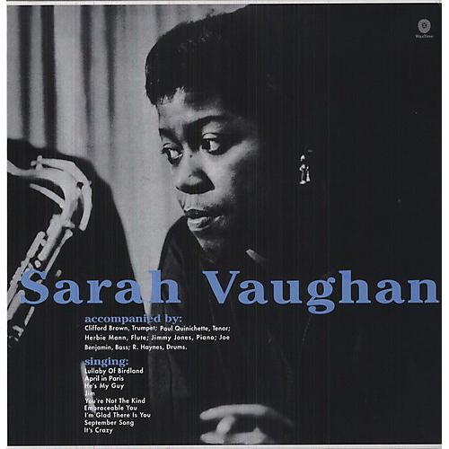 Alliance Sarah Vaughan - With Clifford Brown