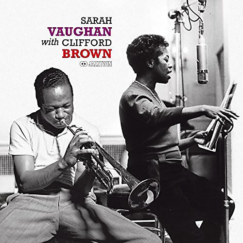 Alliance Sarah Vaughan With Clifford Brown