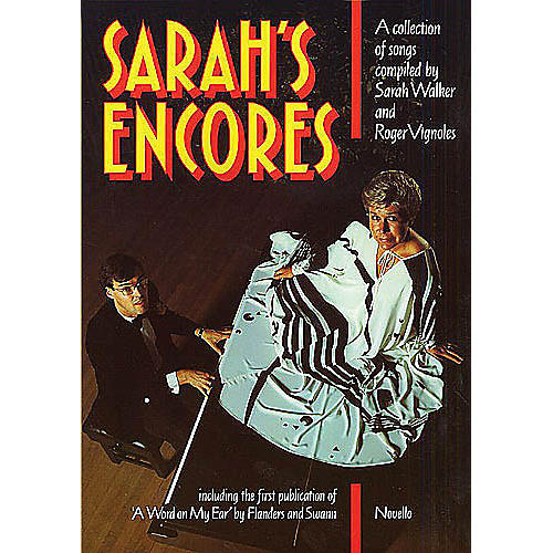 Music Sales Sarah's Encores Music Sales America Series