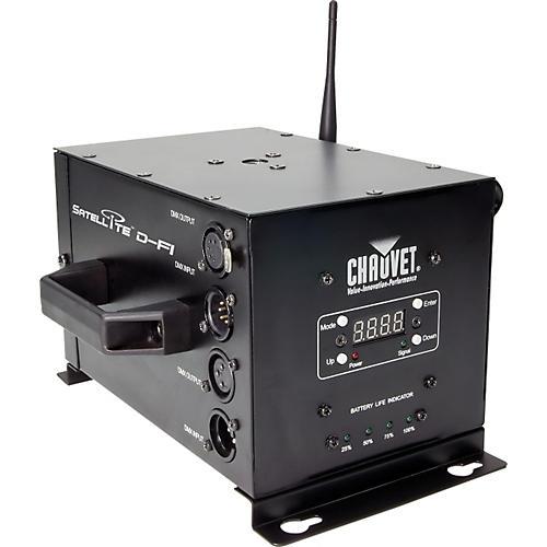 CHAUVET DJ Satellite Cordless Rechargeable Battery Pack D-FI