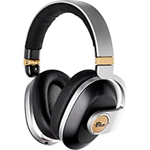 Satellite Premium Noise-Cancelling Wireless Headphones with Built-In Audiophile Amp Black