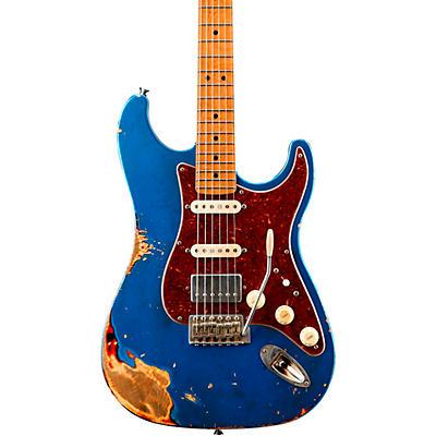 LsL Instruments Saticoy DX HSS Flame Maple Top Electric Guitar