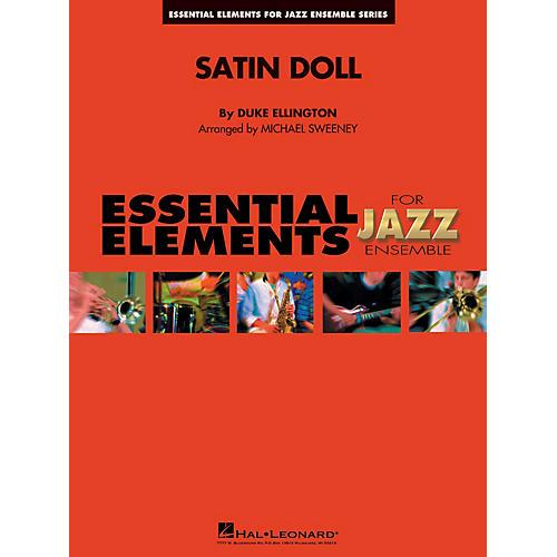 Hal Leonard Satin Doll Jazz Band Level 1-2 Arranged by Michael Sweeney