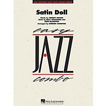 Hal Leonard Satin Doll Jazz Band Level 2 Arranged by Gordon Goodwin
