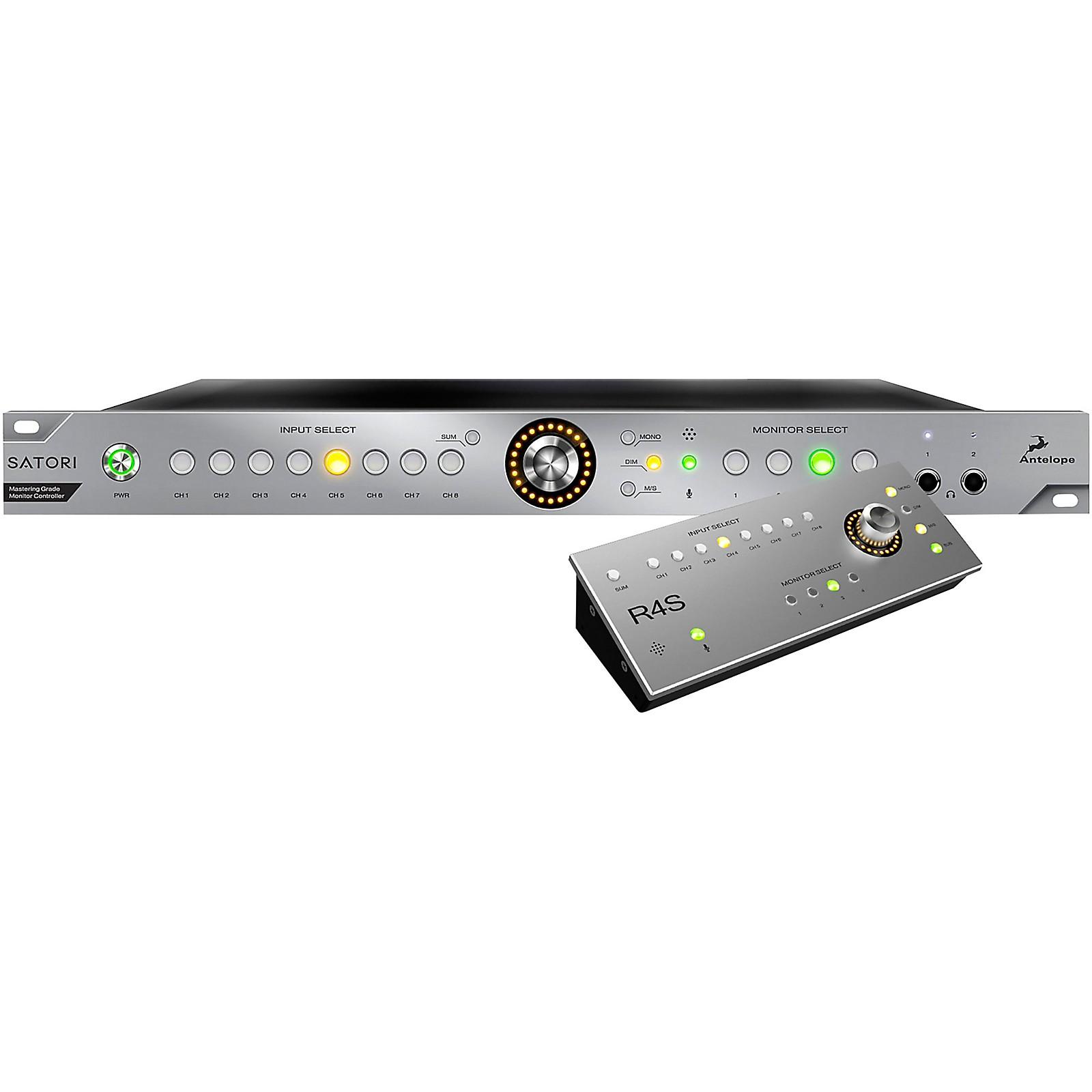 Antelope Audio Satori W/R4S HI End Monitoring Controller
