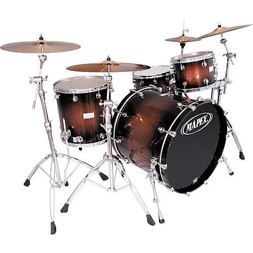 Mapex Saturn 4-Piece Plus Bass Rock 24 Drum Set