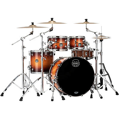 Mapex Saturn Evolution Classic Birch 4-Piece Shell Pack with 22 in. Bass Drum