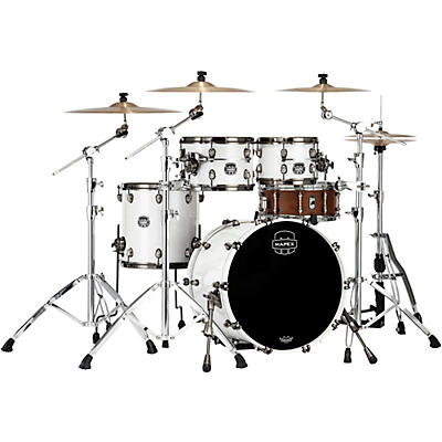 Mapex Saturn Evolution Fusion Maple 4-Piece Shell Pack with 20 in. Bass Drum
