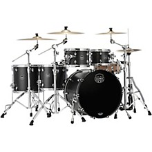 Saturn Studioease 5-Piece Shell Pack with 22 in. Bass Drum Satin Black