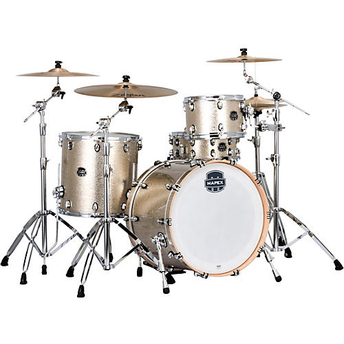Mapex Saturn V Tour 3-Piece Shell Pack with 22 in. Bass Drum Vintage Sparkle