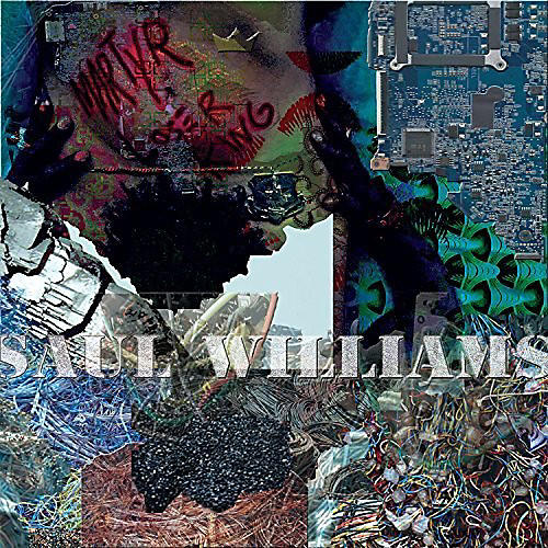 Alliance Saul Williams - Martyrloserking