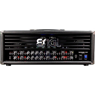 Engl Savage 120 Mark II 120W Tube Guitar Amp Head