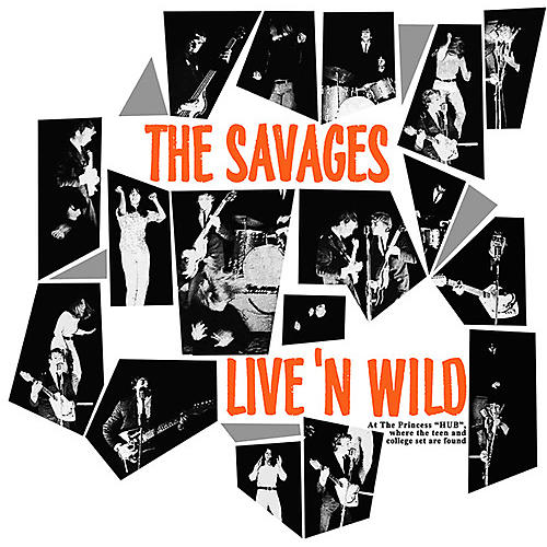 Alliance Savages - Live'n Wild