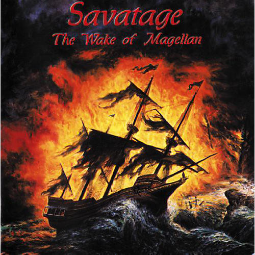 Alliance Savatage - Wake of Magellanae