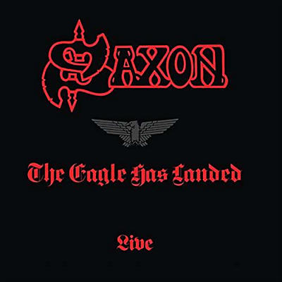 Saxon - Eagle Has Landed (live) (1999 Remaster) (Rocktober 2018 Exclusive)