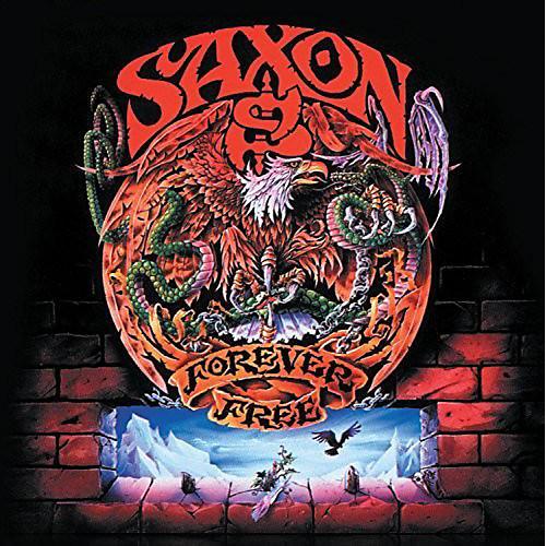 Alliance Saxon - Forever Free