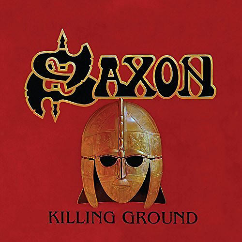 Alliance Saxon - Killing Ground