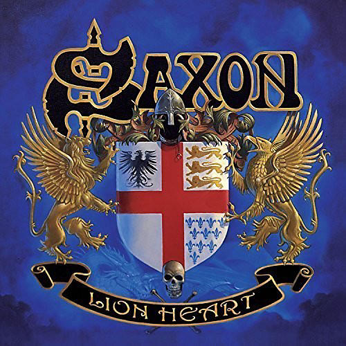 Alliance Saxon - Lionheart