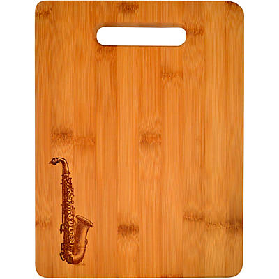 AIM Saxophone Cutting Board