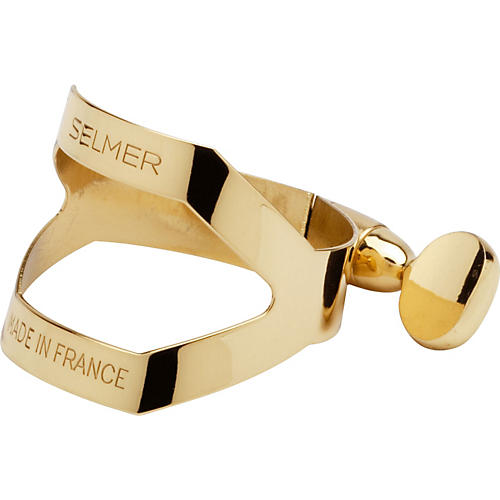 Selmer Paris Saxophone Ligatures and Caps