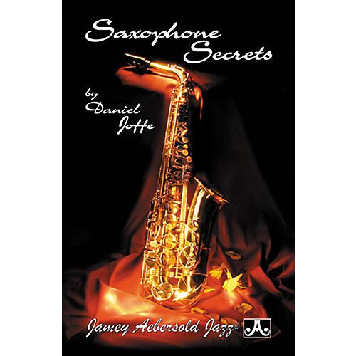 Jamey Aebersold Saxophone Secrets (Book)