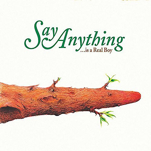 Alliance Say Anything - Is A Real Boy