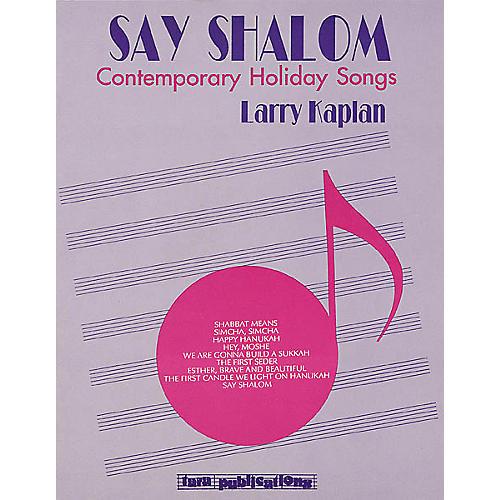 Tara Publications Say Shalom Book