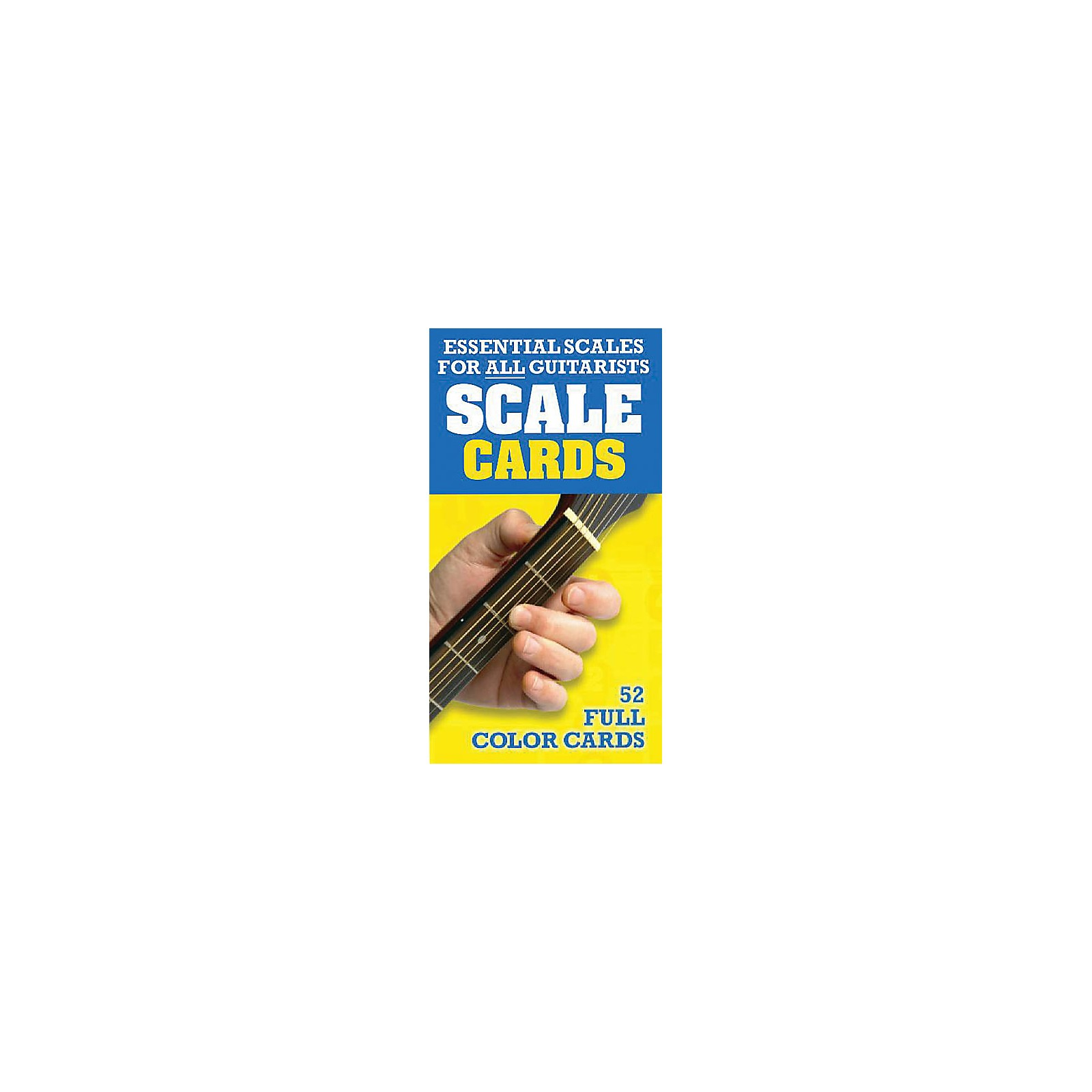 Music Sales Scale Cards (52 Full Color Cards) Music Sales America Series Written by Various