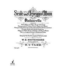 Schott Scale and Arpeggio Album (Cello) Schott Series Composed by R.V. Tabb