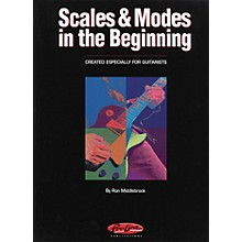 Centerstream Publishing Scales And Modes - In the Beginning Book