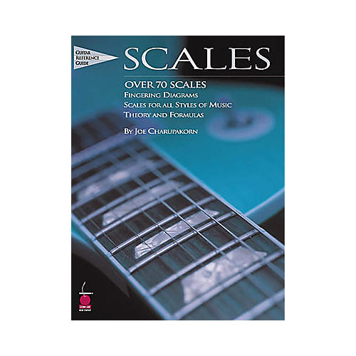 Cherry Lane Scales Book