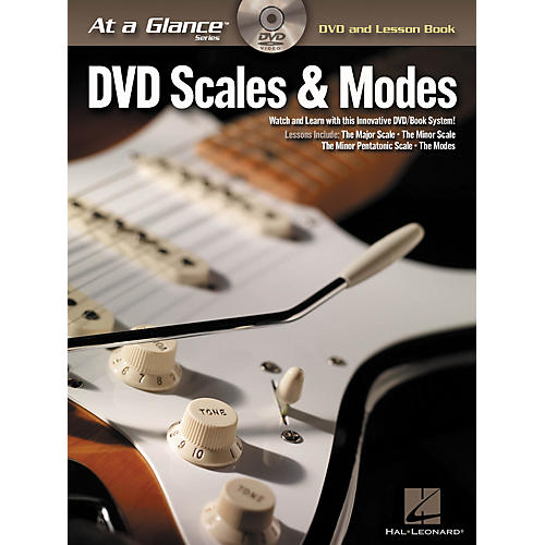 Hal Leonard Scales & Modes At a Glance DVD with Tab