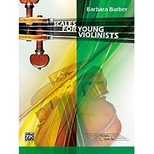 Alfred Scales for Young Violinists Book