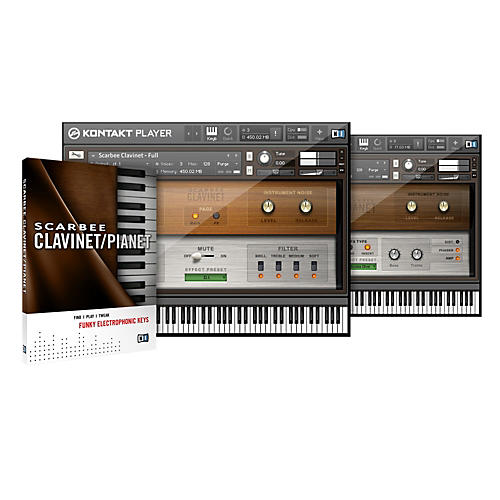 Native Instruments Scarbee Clavinet Pianet