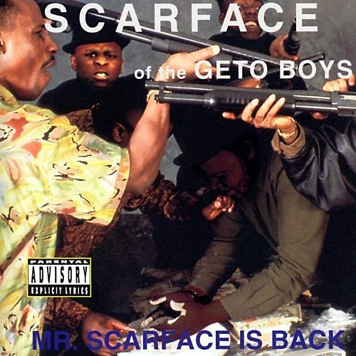 Alliance Scarface - Mr. Scarface Is Back