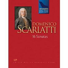 Editio Musica Budapest Scarlatti Hits & Rarities EMB Series Softcover Composed by Domenico Scarlatti Edited by Judit Péteri