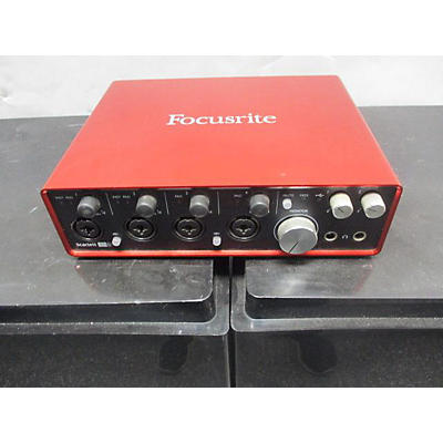 Focusrite Scarlett 18i8 Gen 2 Audio Interface