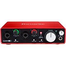 Open BoxFocusrite Scarlett 2i2 (2nd Generation) USB Audio Interface