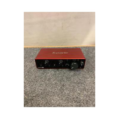 Focusrite Scarlett 2i2 Gen 3 Audio Interface