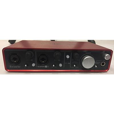 Focusrite Scarlett 2i4 Gen 2 Audio Interface