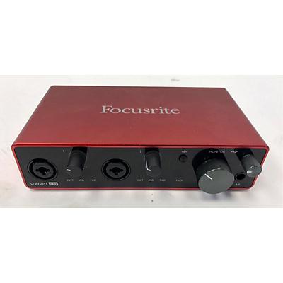 Focusrite Scarlett 4i4 Gen 3 Audio Interface